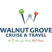 Walnut Grove Travel logo
