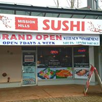 Mission Hills Sushi logo