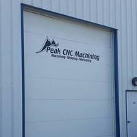 Peak CNC Machining logo