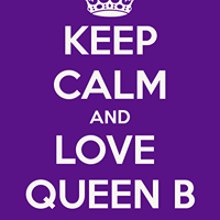 Queen B Salon logo