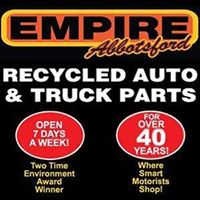 Empire Abbotsford Recycled Auto & Truck Parts logo