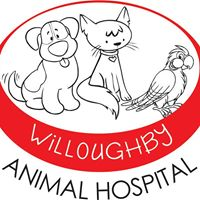 Willoughby Animal Hospital logo