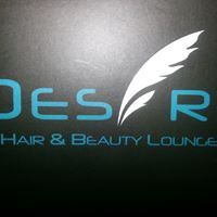 Desire Hair & Beauty Lounge logo