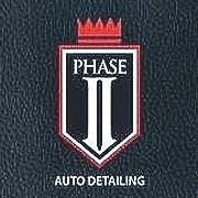 Phase Ii Auto Detailing Inc logo