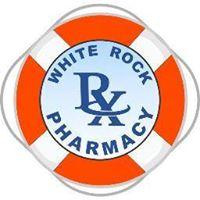 White Rock Pharmacy logo