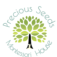 Precious Seeds Montessori House logo