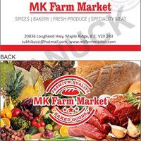 MK Farm Market logo