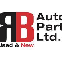 RB Auto Parts logo