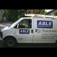 Able Carpet Care logo