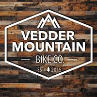 Vedder Mountain Bike Co logo