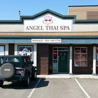 Angel Thai Spa logo