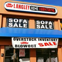 Langley Home Furnishings logo