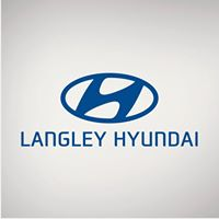 Langley Hyundai logo