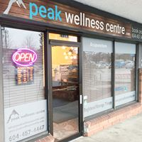 Peak Wellness Centre logo