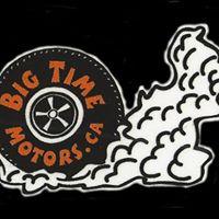 Big Time Motors logo