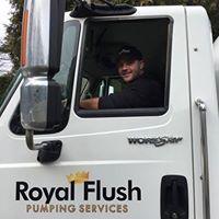 Royal Flush Pumping Services logo