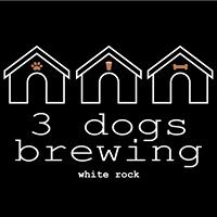 3 Dogs Brewing logo