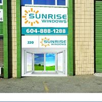 Sunrise Windows Ltd logo