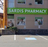 Sardis Pharmacy logo
