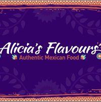 Alicia's Flavours logo