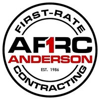 Anderson First Rate Contracting Inc logo