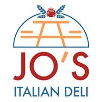 Jo's Italian Deli logo