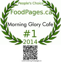 Morning Glory Cafe logo