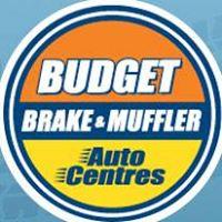 Budget Brake & Muffler Auto Centres logo