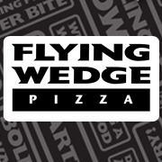 Flying Wedge Pizza logo