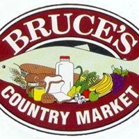 Bruce's Country Market logo