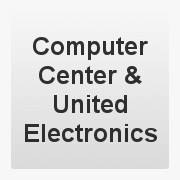 Computer Center & United Electronics logo