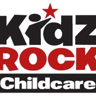 KidZrock Childcare logo