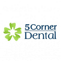 5 Corner Dental logo