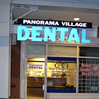 Panorama Village Dental logo