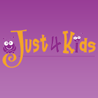 Just4kids Pediatric Dentistry logo
