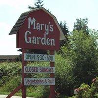 Mary's Garden logo