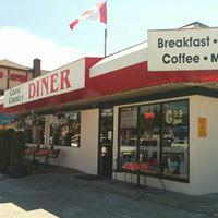 Coast & Country Diner logo