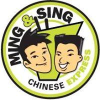 Ming & Sing Chinese Express logo