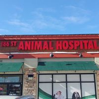 186 St Animal Hospital logo