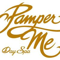 Pamper Me Day Spa logo