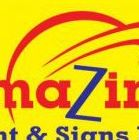 Amazing Print & Signs logo