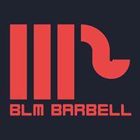 BLM Barbell logo