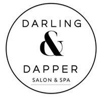 Darling & Dapper Hair Salon & Beauty Emporium logo