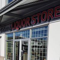 Gateway Liquor Store logo
