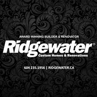 Ridgewater Homes logo