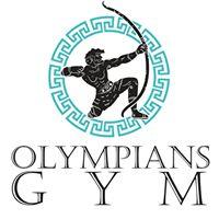 Olympians Gym logo