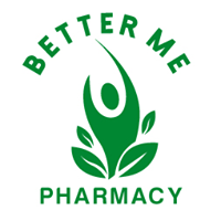 Better Me Pharmacy logo