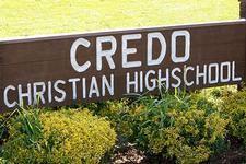 Credo Christian High School logo
