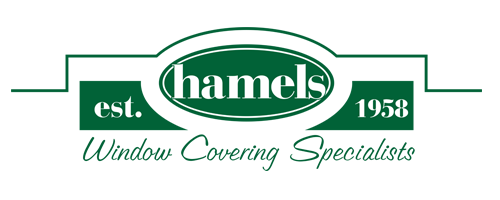 Hamels Window Coverings logo