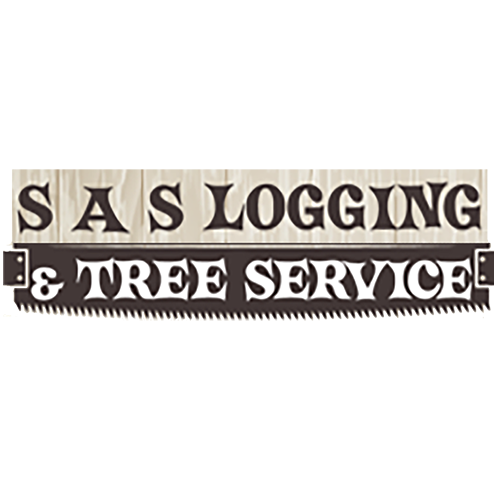 S A S Logging and Tree Service logo